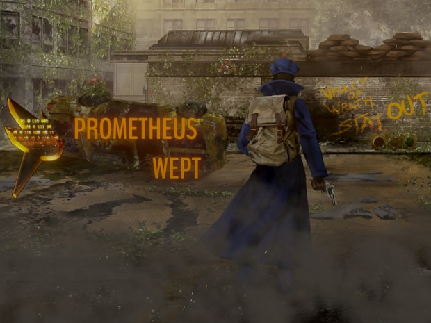 Prometheus Wept Announced! New Post Apocalyptic Turn Based RPG.