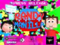 "Randy & Manilla in the ""Game Press"""