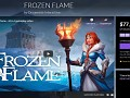Frozen Flame Is Available On Fig.co🔥