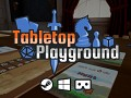 Tabletop Playground Is Out Now In Early Access