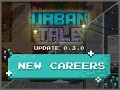 New Careers added - Update Version 0.3.0