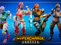 Hypercharge: Unboxed - Major Update #2 - Female Action Figures + More!