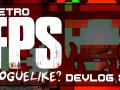 Retro FPS Roguelike #1 | Indie Game Devlog