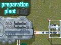 New location [Ore preparation plant]