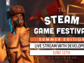 Steam Game Festival Demo and Live Stream
