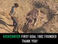 Dinosaur Fossil Hunter Kickstarter Campaign is 100% funded