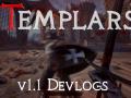 Templars Alpha Devlog: v1.1 Updates