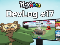 Ploxmons DevLog #17 - Replay & Reconnect