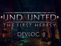 Undaunted Devlog #7 : An Announcement