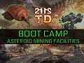 2112TD Boot Camp: Asteroid Mining Facilities (Hard)