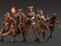 Frozen Flame - Progress Report