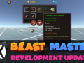 Beast Master - Development Update 4 - Loot and Inventory
