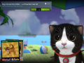 Steam Trading Cards and 60% discount for the virtual reality cat simulator