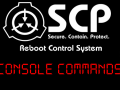 Console Commands of RCS