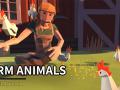 Taking Care of Farm Animals in Farming Life