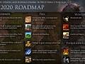 Wild Terra 2. Roadmap 2020