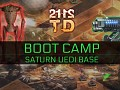 2112TD Boot Camp - Saturn UEDI Base Walkthrough (Hard Mode)