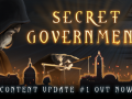 Secret Government, a Grand Strategy Game about Secret Societies and Conspiracies Gets Its First Cont
