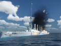 Dev blog #7. Mission - to sink a ship with artillery fire
