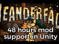 Add Mod Support to a Unity Game in 48 Hours with mod.io