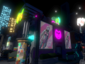 Devlog 2 (Cyberpunk city added)