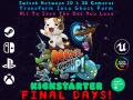 Final Days On Kickstarter!