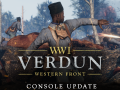 New update for Verdun on consoles!