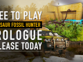 Dinosaur Fossil Hunter: Prologue Launch & Live Stream!