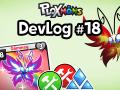 Ploxmons DevLog #18 - Crafting System & Spectate Mode