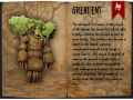 First Entry in the Bestiary in Omuni Reborn!