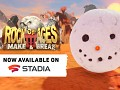 Rock of Ages 3: Make & Break is available now on Stadia!