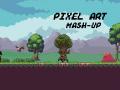 Pixel Art Mash-Up - Combat Flow