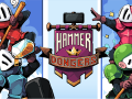 Hammer Dongers, a new multiplayer party game!