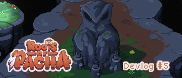 Roots of Pacha Devlog 5