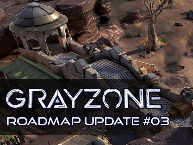 Gray Zone joins Digital Dragons: Free demo & new content