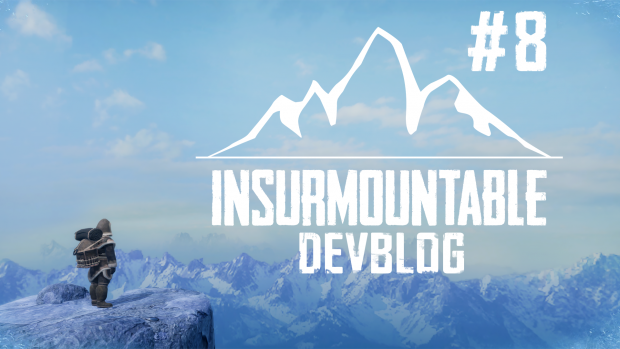 We overcame the first obstacle!  Insurmountable DEVBLOG #8