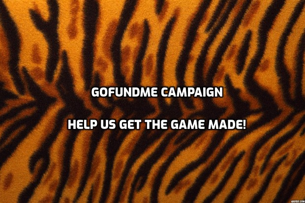 Help support us getting the game made - and save the tigers!