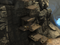 The Searing Mountain - Crystal Mines, new features