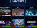A.R.M has been nominated in this week's GDWC2020 Fan-Favourite vote!