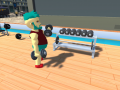 Losing Weight Is Hard - Even In Gym Empire!