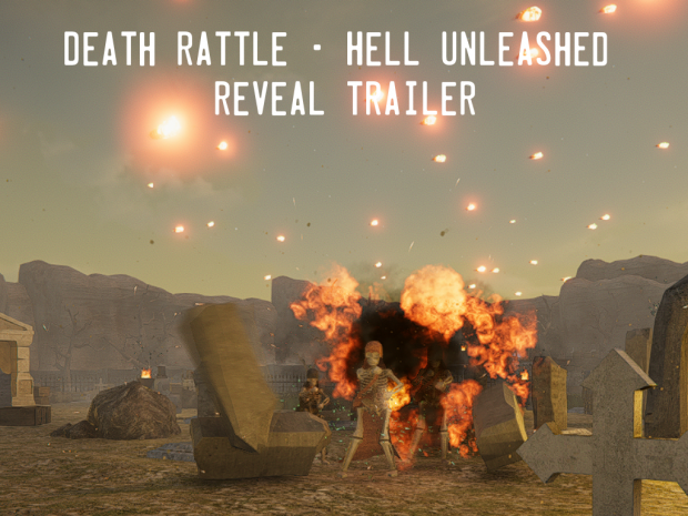 Death Rattle - Hell Unleashed Reveal Trailer