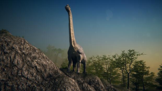 Prehictoric Hunt Dev Blog #4 - Big dinosaurs