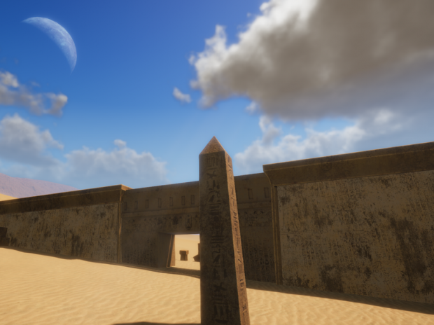 Starsand Update — About our terrain and the perils of the desert