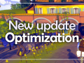 There Was A Dream - Optimization update