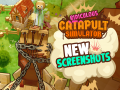 Wild new Ridiculous Catapult Simulator screenshots have appeared!