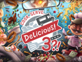 Cook, Serve, Delicious! 3?! Out October 14th for PC/Mac, and Console!
