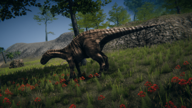 Prehistoric Hunt Dev Blog #6 - Iguanodon and guns