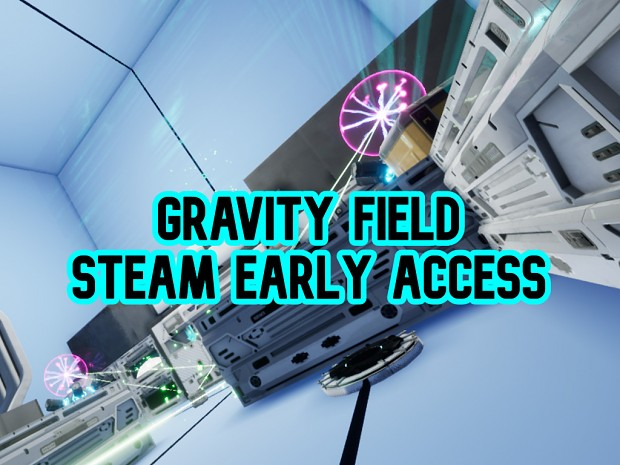 Gravity Field is out on Steam at the Early Access stage!