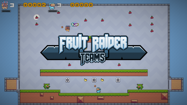 Fruit Raider:Teams demo released!