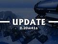 Prologue updates 0.20w41a